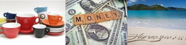 money vs gifts