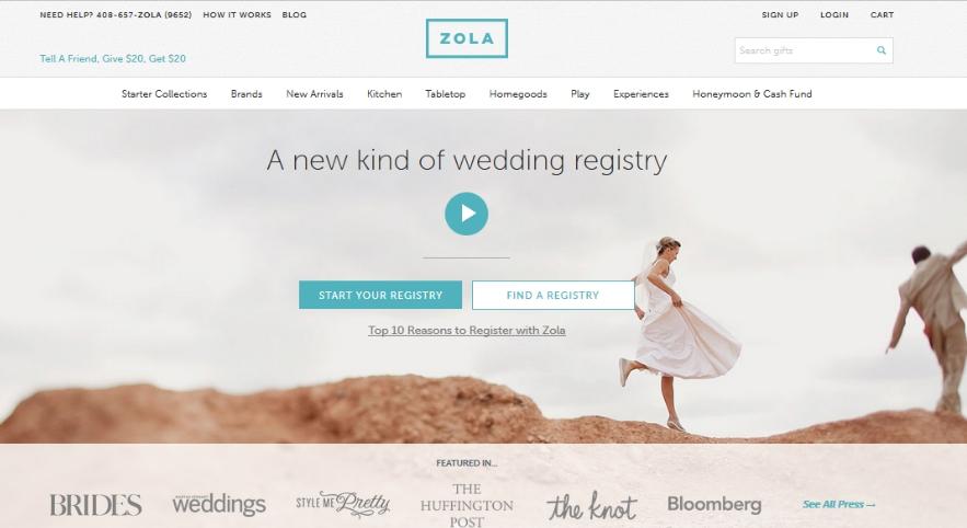 Gifts Vs Alternative Wedding Registries Sasweddings