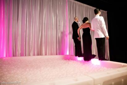 Night of Fashion - Track Seven Ball Pit - SAS Weddings - Laura Stone Photography