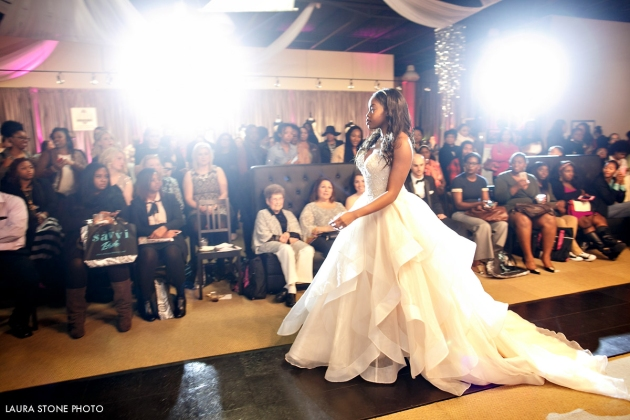 Laura Stone Photography - Night of Fashion - Anya Bridal - SAS Weddings