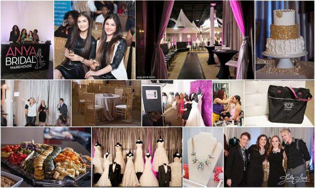 Night of Fashion - Anya Bridal - SAS Weddings