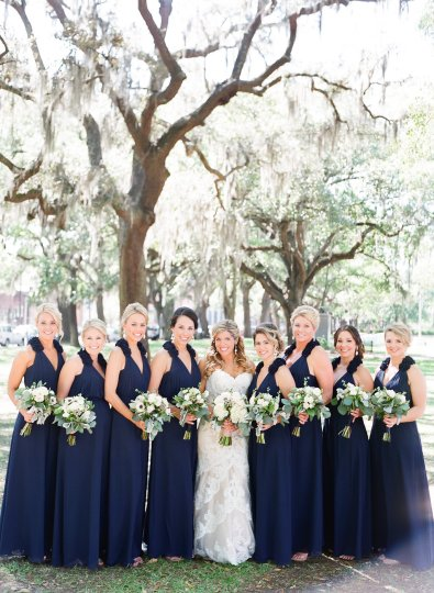 SAS Weddings - Savannah Destination Wedding - The Happy Bloom Photography (11)