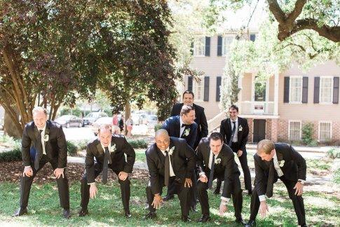 SAS Weddings - Savannah Destination Wedding - The Happy Bloom Photography (8)