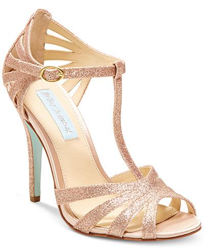 Betsy Johnson Tee Shoe 1