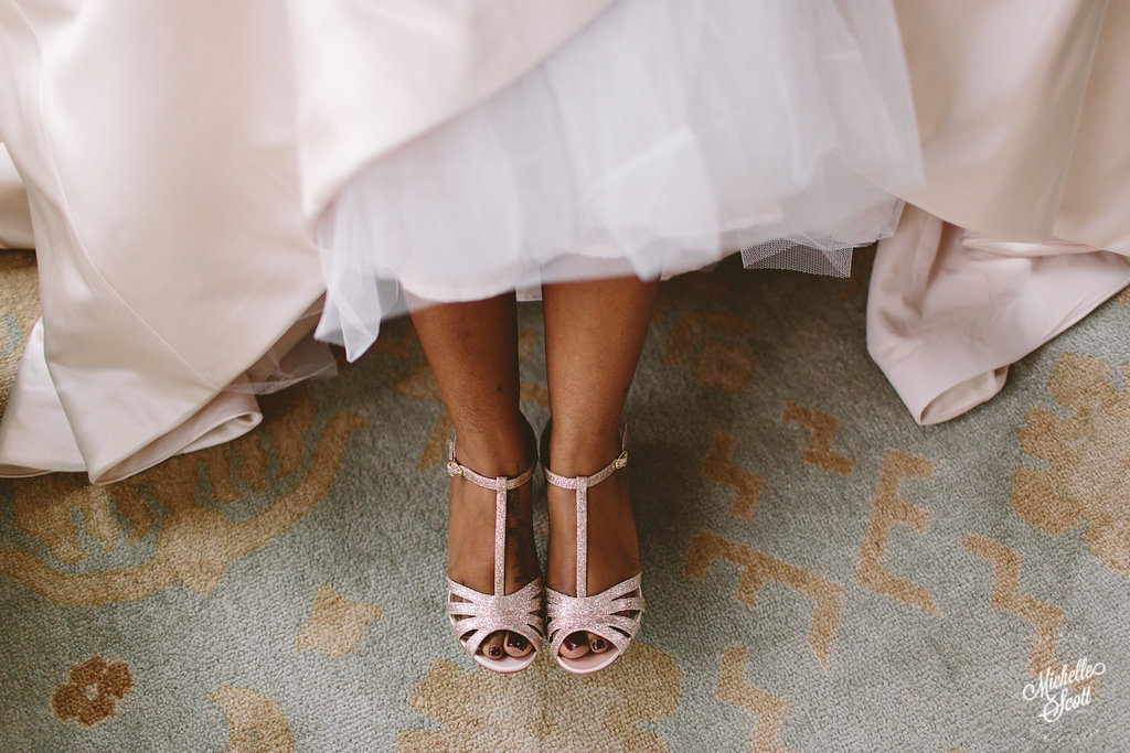 SAS Weddings - Wedding Shoes - Tuesday ShoeDay - Michelle Scott Photography 1