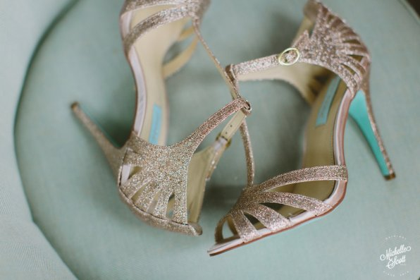 SAS Weddings - Wedding Shoes - Tuesday ShoeDay - Michelle Scott Photography 2