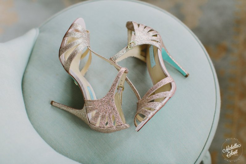 SAS Weddings - Wedding Shoes - Tuesday ShoeDay - Michelle Scott Photography 4