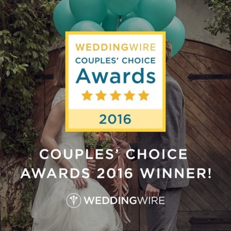 weddingwire badge pic