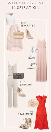 wedding guest dress inspriation